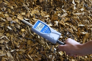 Wilgotność zrębków drzewnych - Porównanie metod pomiaru