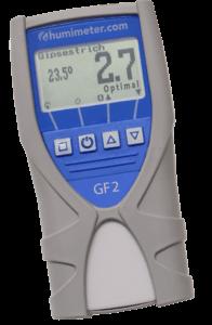 Wilgotnościomierz materiałów budowlanych humimeter GF2