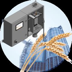 System monitorowania i pomiaru wilgotności