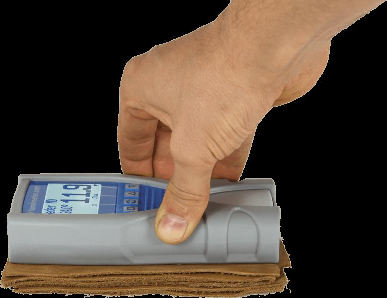 Wilgotnościomierz skóry humimeter