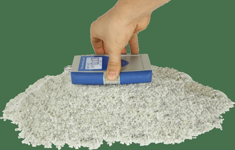 Miernik wilgotności soli isoli drogowej humimeter MS4