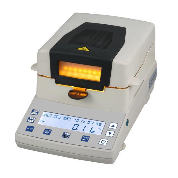 Analizator wilgotności G110 zwagą analityczna