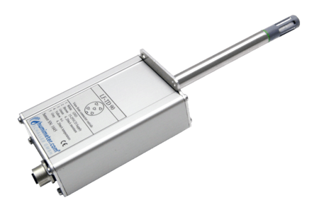 LF-TD 90 humidity and temperature sensing device for industrial applications