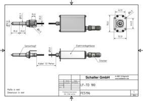 Technical Drawing LF-TD 180