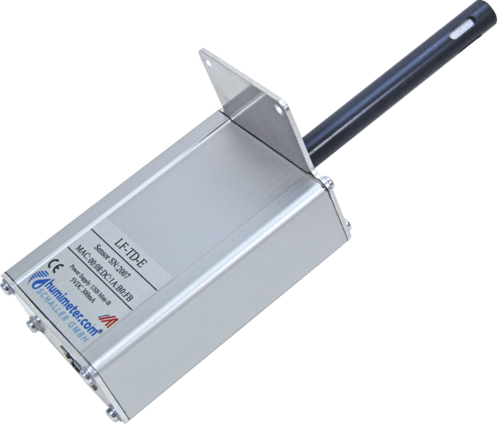 Cyfrowy przetwornik temperatury i wilgotności LF-TD-E