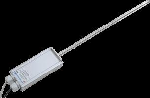 Cyfrowy przetwornik wilgotności itemperatury powietrza dostosowania wsieci LAN LF-TD-ER
