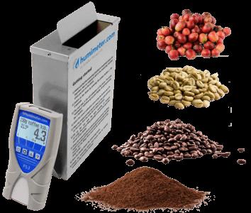 Miernik wilgotności kawy i kakao humimeter FS3
