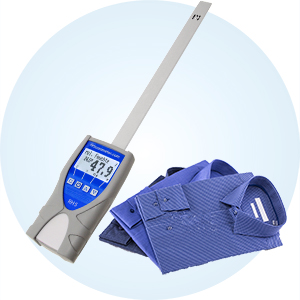 Miernik wilgotności tkanin humimeter RH5