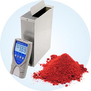 Miernik wilgotności do granulatu i proszków humimeter FS4.2