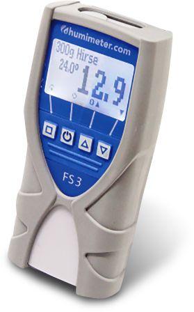 Urządzenie pomiarowe humimeter